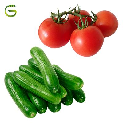 Свежи зеленчуци