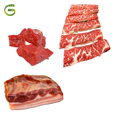 Охладено месо