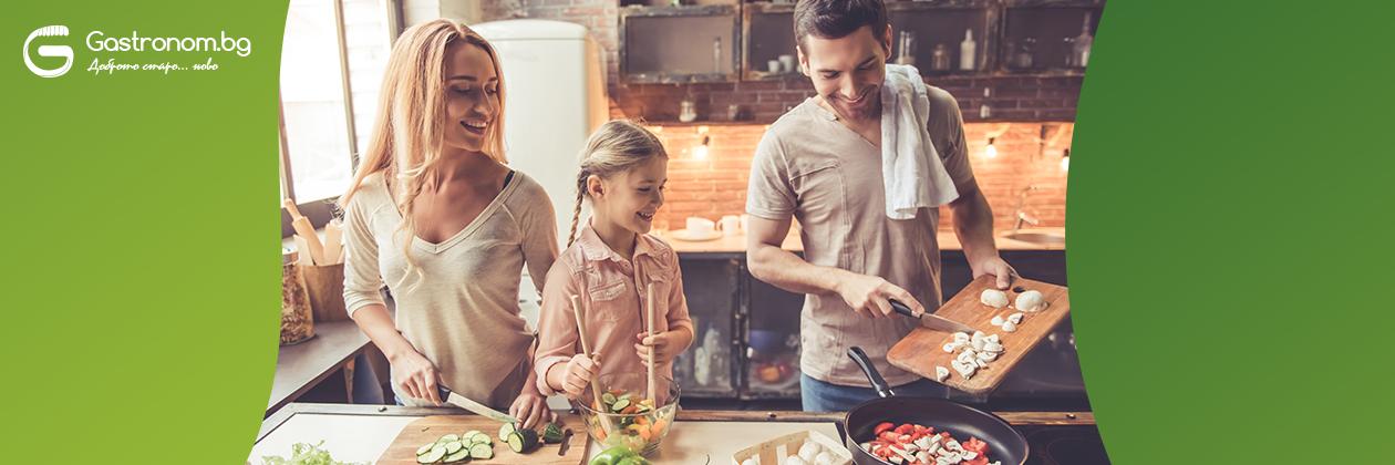 4 диетични рецепти за цялото семейство