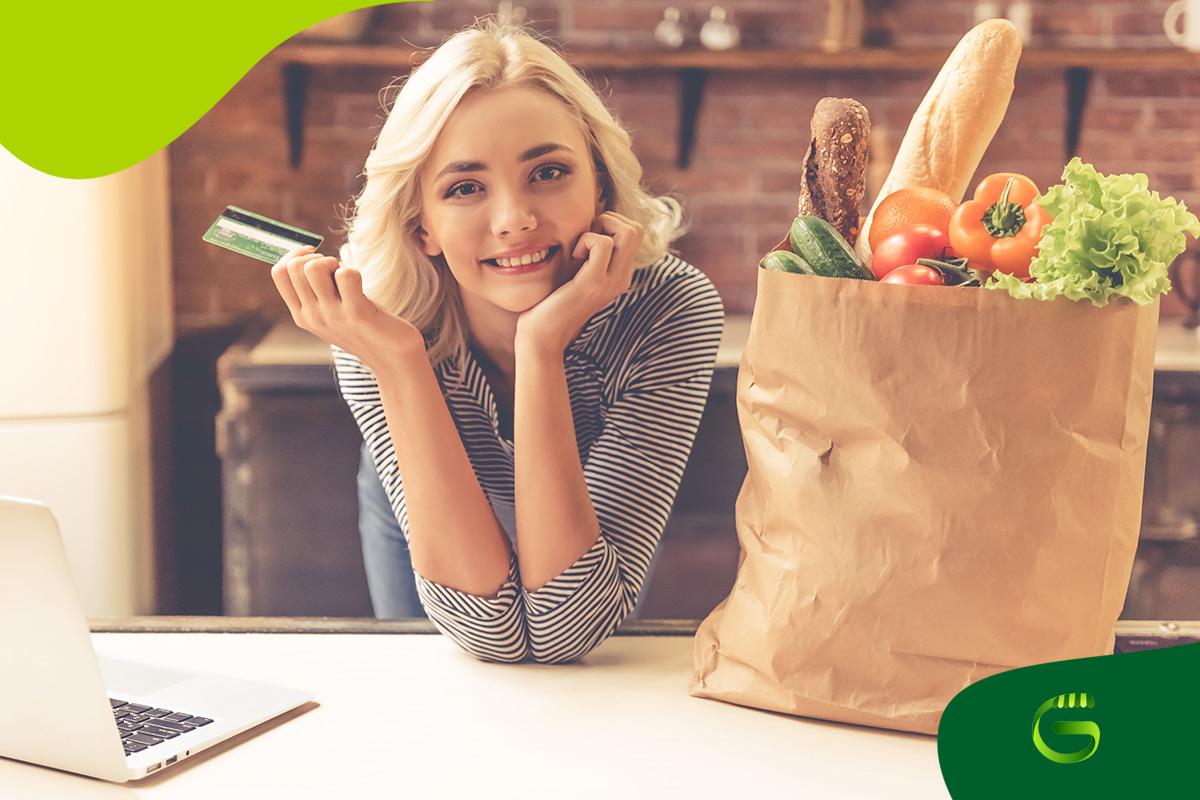 5 причини да пазаруваш хранителни стоки онлайн
