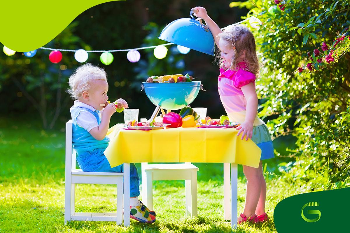 4 вкусни рецепти за детско лятно парти