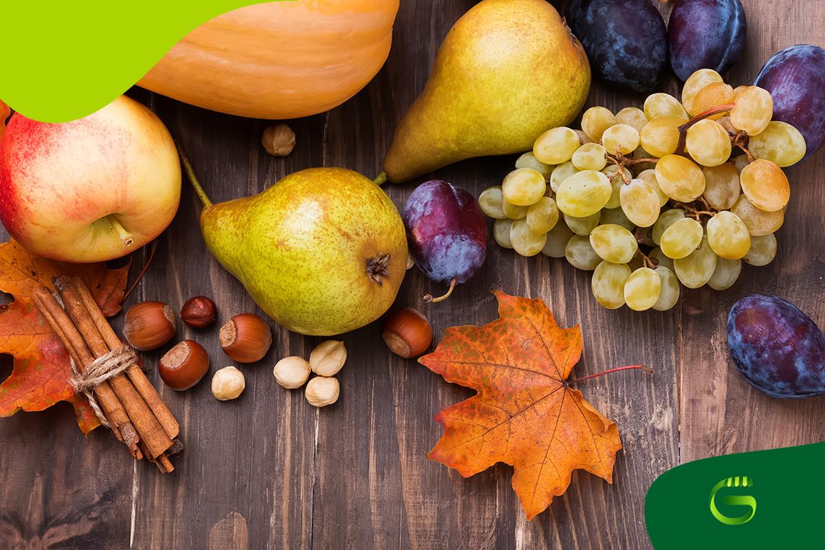 Меню с есенни плодове: 3 неустоими рецепти с грозде, круши и смокини