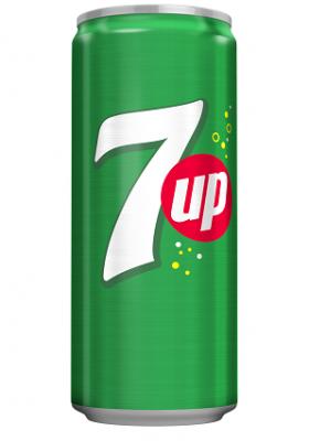 Газирана напитка 7UP