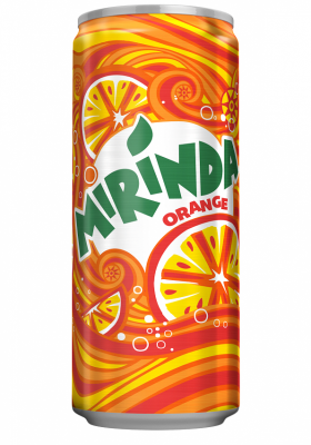 Mirinda Портокал