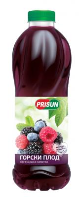 Плодова напитка Prisun горски плодове