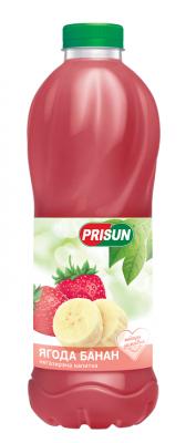 Плодова напитка Prisun ягода-банан