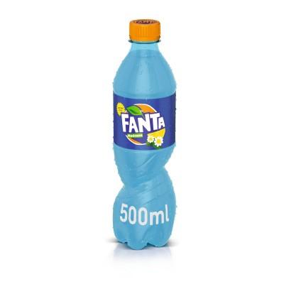 Fanta Madness с вкус на лимон и бъз