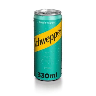 Schweppes Битер Лимон