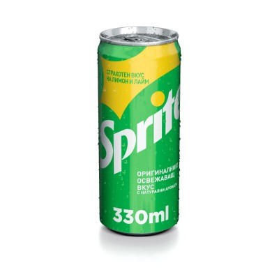 Sprite с вкус на лимон и лайм