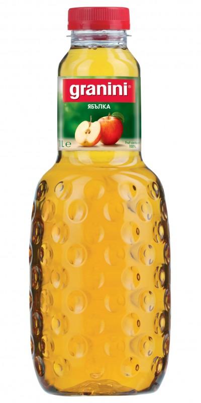 Сок Granini ябълка 100%