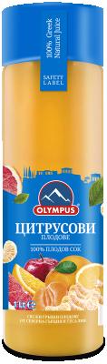 Натурален сок Цитрусови плодове OLYMPUS