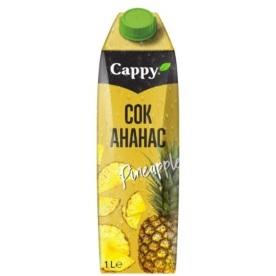 Cappy 100% Ананас