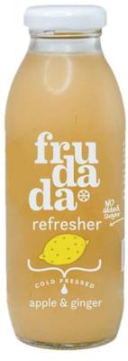 Плодова напитка Frudada ябълка и джинджифил
