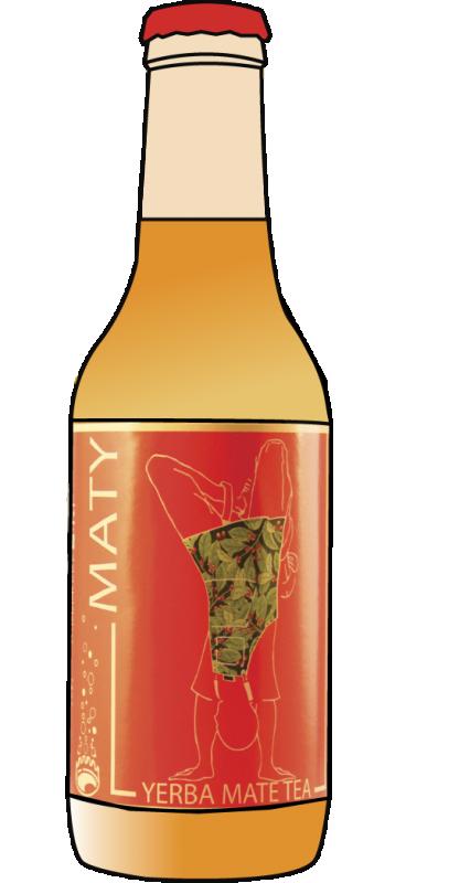 Крафт безалкохолна напитка Maty