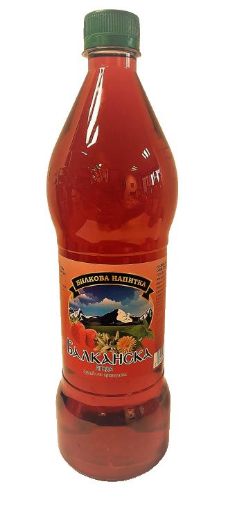 Билкова напитка Балканска Ягода
