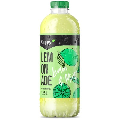 Лимонада Cappy ментов лимон