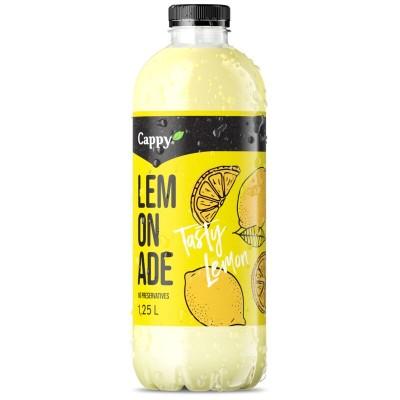 Лимонада Cappy освежаващ лимон