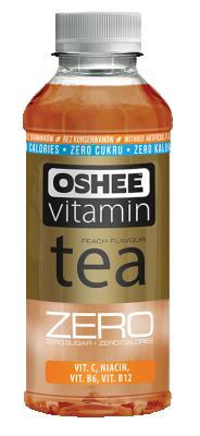 Чай OSHEE ZERO Праскова (без захар и калории)