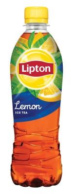 Студен чай Lipton лимон