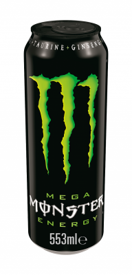 Mega Monster Energy