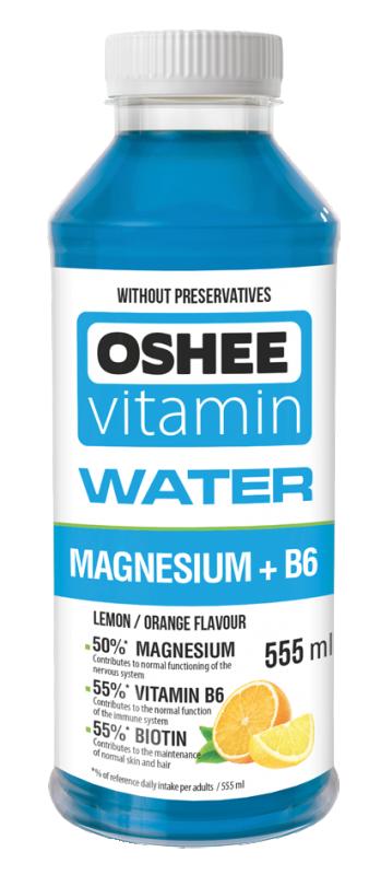 Вода OSHEE с витамини и магнезий