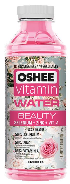 Вода OSHEE Beauty Роза (витамини и селен)