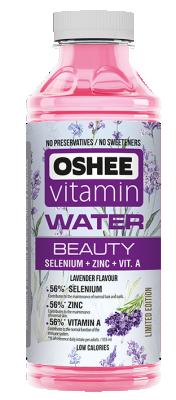 Вода OSHEE Beauty Лавандула (витамини и селен)