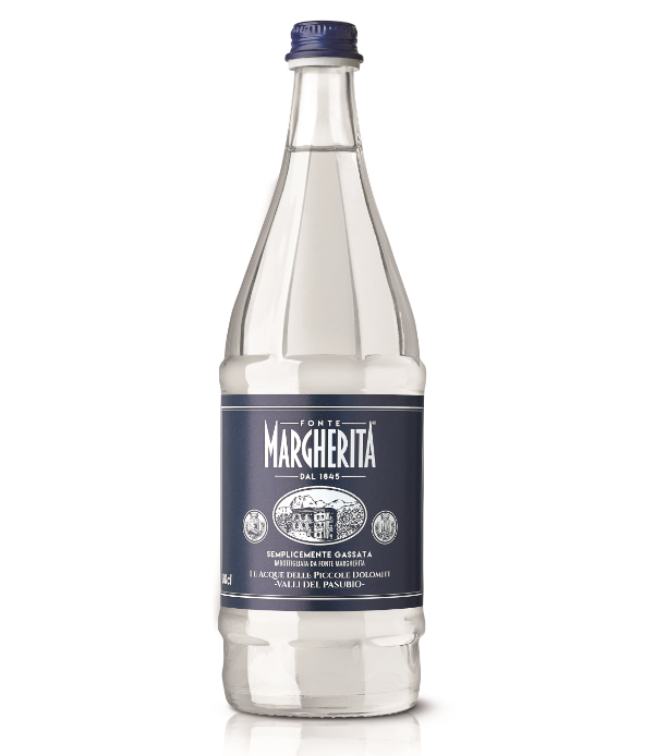 Газирана алкална минерална вода Fonte Margherita