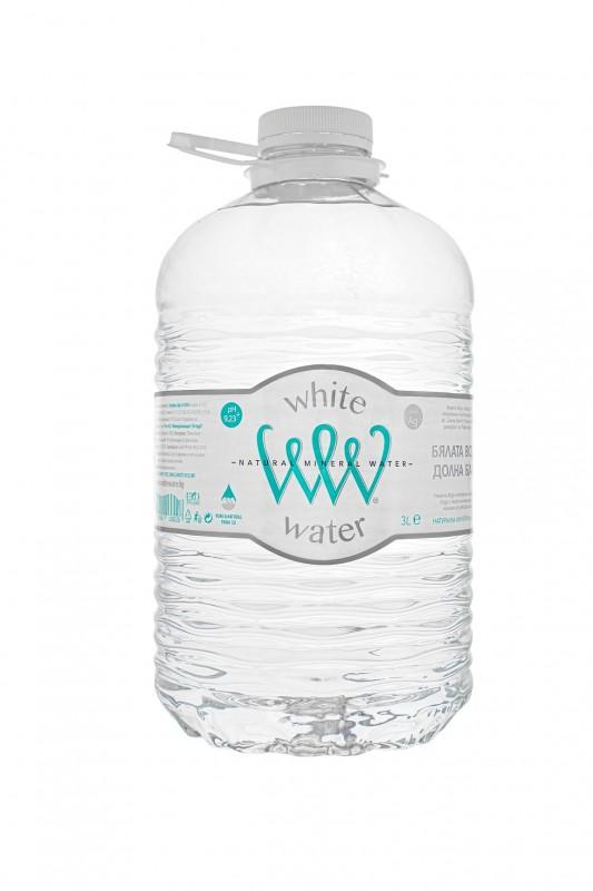 Натурална минерална вода White Water