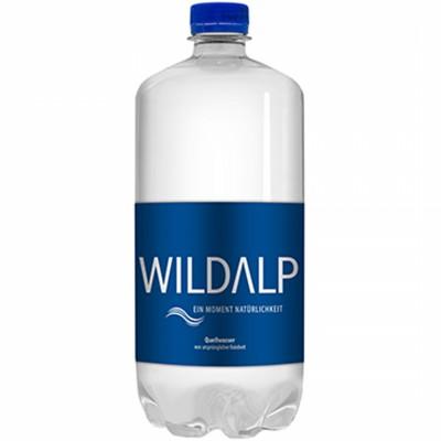 Натурална изворна вода WILDALP 1л.