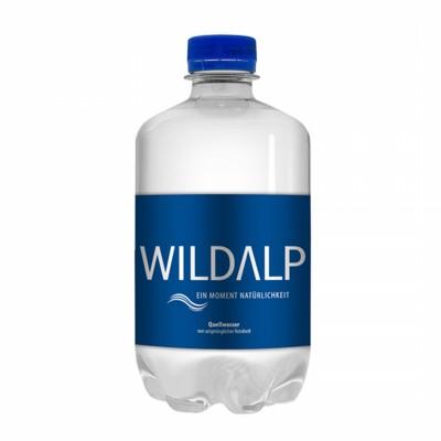 Натурална изворна вода WILDALP 500мл.