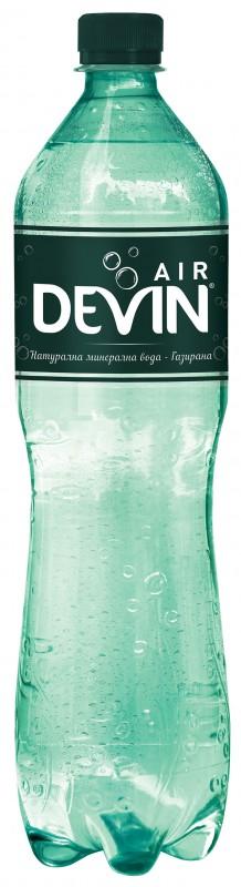 Вода газирана Девин AIR