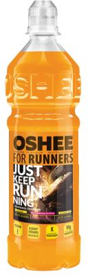 Изотонична напитка OSHEE Runners Портокал