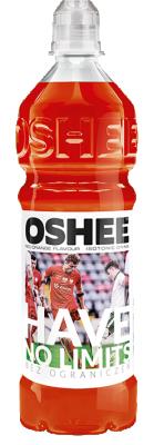 Изотонична напитка OSHEE Червен портокал