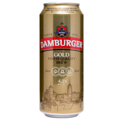 Damburger Gold