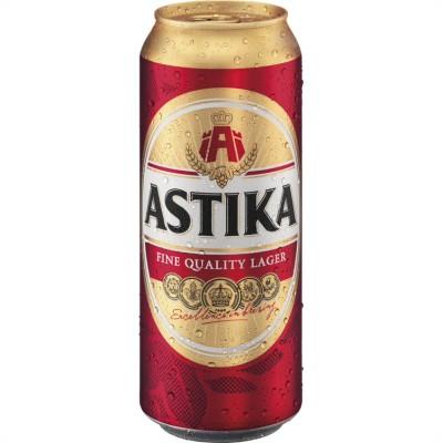 Бира Astika