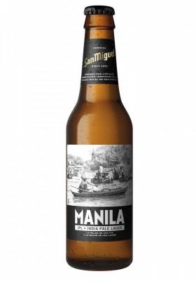 Бира San Miguel Manila 5.8%