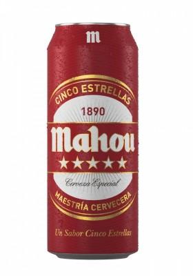 Бира Mahou 5.5%