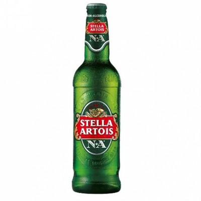 Бира Stella Artois 0.0%