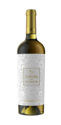 Вино Совиньон Блан КАТАРЖИНА CHEVAL