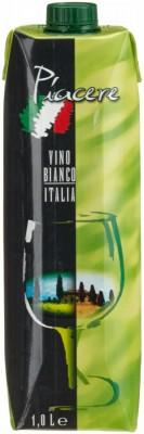 Бяло вино PIACERE Бианко