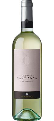 Бяло вино Совиньон Блан TENUTA SANT`ANNA DOC