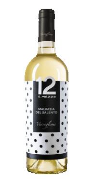 Вино Бяла Малвазия дел Саленто VARVAGLIONE 12