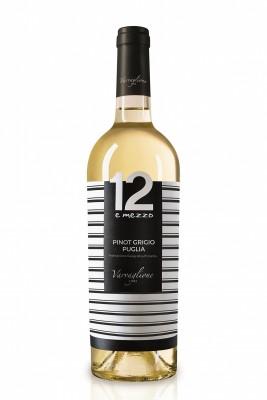 Бяло вино Пино Гриджо VARVAGLIONE 12