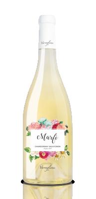 Бяло вино Шардоне и Совиньон Блан VARVAGLIONE Marfi