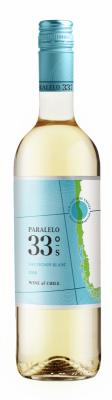 Бяло вино Совиньон Блан PARALELO 33º