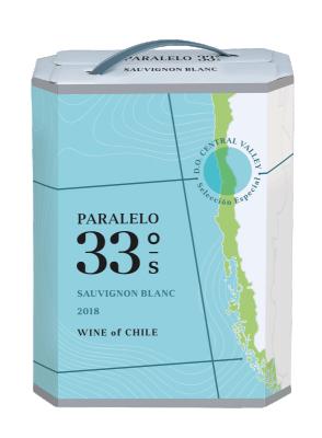 Бяло вино Совиньон Блан PARALELO