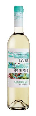 Бяло вино Совиньон Блан ПАРАДИСО Медитеранео