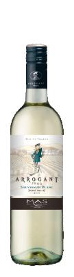 Бяло вино Совиньон Блан Арогант Фрог