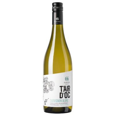 Бяло вино Совиньон Блан Домейн Гайда Т'Air D'oc IGP